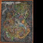 Baili Painting Traditional 1