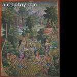 Baili Painting Traditional 3