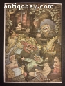 Bali Barong Dance Traditional paintings