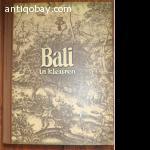 Bali in Kleuren Douwe Egberts album