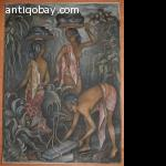 Bali Painting Traditional 2