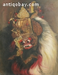 Barong Oilpainting Indonesia