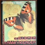 Bloemen en haar vrienden Verkade album