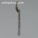 Chimu/Inca Silver Cal Spoon  Ca. 800-1200 A.D.