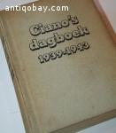 Ciano's dagboek 1939-1943