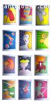 Collectie Viola Holt 12 sterrenbeelden