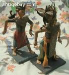 Dancing couple Bali