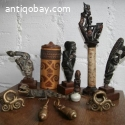 Dayak articles of everyday use