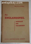 Het Englandspiel - J.E vd Starp