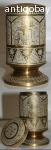 Indonesian Cigaret Holder 1 Brass