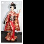 Japanse Vrouw  Pop 2  Doll
