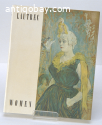 Artbook , Lautrec, Woman