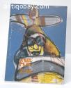 Kunstboek , Test Pilot Blues, Herman Brood