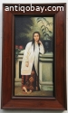 Oil Painting Indie Indonesia