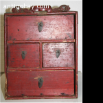 Old Chinese Travel Box 2