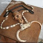 Old Dayak necklace.