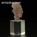 Pre-Columbian Head - Earthenware - Tumaco La-Tolita - Ecuado