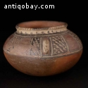 Pre-Columbian Inca Bowl C-022