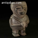 Pre-columbian male figure Chimu