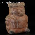 Pre-columbian Moche Dwarf