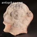 Pre-columbian Moche mold C-010
