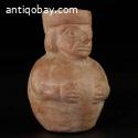 Pre-columbian Moche Vessel