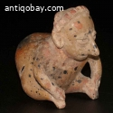 Precolumbiaanse Nayarit Hunchback