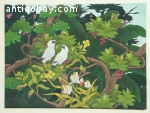 traditional Bali Painting Ubud 3