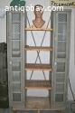 Vintage hang en leg locker speciaal model A