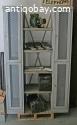 Vintage hang en leg locker speciaal model B
